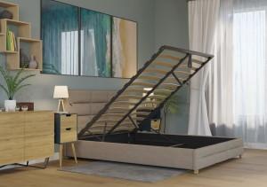 łóżka Tapicerowane Z Pojemnikiem